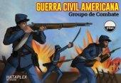 Hat 8333 American Civil War Infantry set sampler 1/72