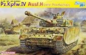 Dragon 6300 Pz.Kpfw.IV Ausf.H Late Production (1:35)