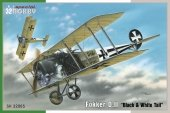 Special Hobby 32065 Fokker D. II Black & White Tail 1/32