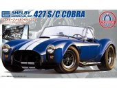 Fujimi 12089 Shelby Cobra 427 S/C 1/24
