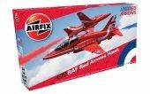Airfix 02005C RAF Red Arrows Hawk 1:72