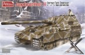 Amusing Hobby 35A011 Jagdpanther II German Tank Destroyer 1/35