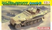 Dragon 6592 Sd.Kfz. 251/17 Ausf.C (1:35)