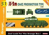 Cyber Hobby 9151 JS-2m ChZK Production Type 1/35