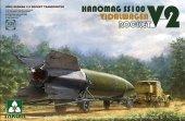 Takom 2110 Hanomag SS100 V-2 Rocket Transporter 1/35