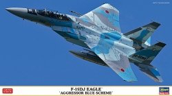 Hasegawa 02367 F-15DJ Eagle Aggressor Blue Scheme 1/72