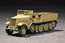 Trumpeter 07252 Sd.Kfz.9 Schwere Zugkraftwagen 18t(Late Version) (1:72)