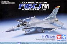 Tamiya 60786 F-16CJ Block 50 (1:72)