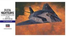 Hasegawa E1 F-117A Nighthawk (1:72)