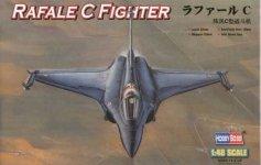 Hobby Boss 80318 France Rafale C Fighter (1:48)
