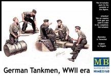 Master Box 35160 German Tankmen (1:35)