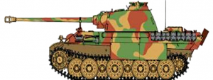 Border Model BD0024 Camo-mask of Panther A/G 1/35