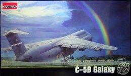 Roden 330 Lockheed C-5B Galaxy 1/144