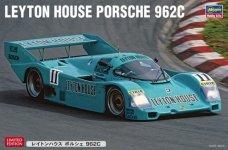 Hasegawa 20411 Leyton House Porsche 962C 1/24
