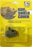 AFV Club AC35001 M41 GUN SHIELD COVER 1:35