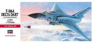 Hasegawa C11 F-106A Delta Dart (1:72)