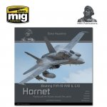 HMH Publications DH-008 BOEING F/A-18 A/B & C/D HORNET