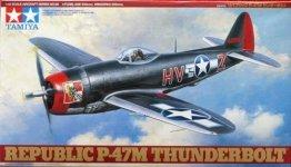 Tamiya 61096  Republic P-47M Thunderbolt (1:48)