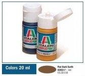 Italeri 4303 FLAT DARK EARTH 20ml