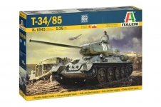 Italeri 6545 T-34/85 Zavod 183 Mod.44 1/35