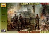 Zvezda 3614 German Tank Crew (1943-1945) (1:35)