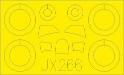 Eduard JX266 CR.42 for ICM 1/32