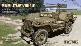 Meng Model VS-011 MB military vehicle 1/35