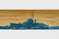 Trumpeter 05305 USS ENGLAND DE-635 (1:350)