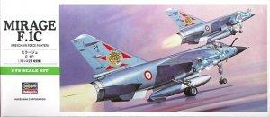 Hasegawa B4 Dassault Mirage F1C (1:72)