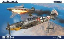 Eduard 84173 Bf 109G-6 Weekend edition 1/48
