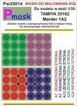 P-Mask PW35014 SCHUTZENPANZER MARDER 1A2 TAMIYA 35162 (1:35)