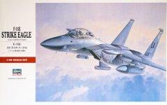 Hasegawa PT48 F-15E Strike Eagle (1:48)