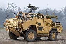 Hobby Boss 84520 Jackal 1 High Mobility Weapon Platform 1/35