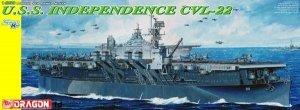 Dragon 1024 USS Independence CVL-22 (1:350)