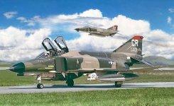Italeri 2770 F-4E PHANTOM II (1:48)