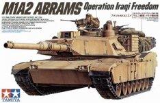 Tamiya 35269 M1A2 Abrams Operation Iraqi Freedom (1:35)