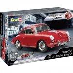Revell 07679 Porsche 356 Coupe 1/16