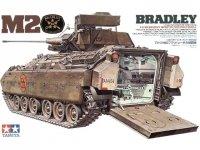 Tamiya 35132 U.S M2 Bradley IFV (1:35)
