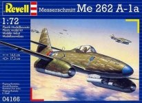 Revell 04166 Me 262 A1a (1:72)