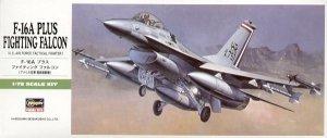 Hasegawa B1 F-16A Plus Fighting Falcon (1:72)