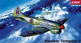 Academy 12466 Hawker Tempest V (1:72) (1669)