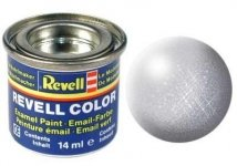 Revell 90 Silver Metallic (32190)