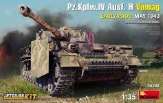 MiniArt 35298 Pz.Kpfw.IV Ausf. H Vomag 1/35