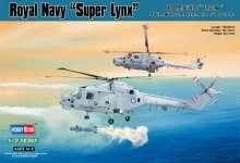 Hobby Boss 87238 Royal Navy Super Lynx (1:72)