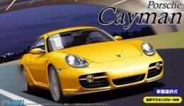 Fujimi 126227 Porsche Cayman S 1/24