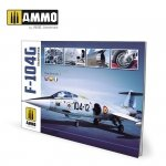 AMMO of Mig Jimenez 6004 F-104G STARFIGHTER - Visual Modelers Guide  Multilingual