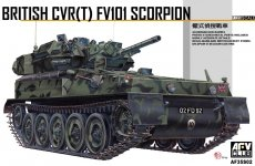 AFV Club 35S02 FV101 Scorpion (1:35)