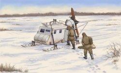 Trumpeter 02337 Soviet NKL-16 Aerosan (1:35)