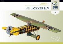 Arma Hobby 70013 Fokker E.V Junior set 1/72