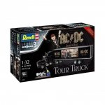 Revell 07453 Truck & Trailer AC/DC - Rock or Bust-Tour 1/32
